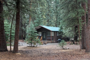 Woodlake-Cabin