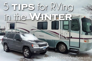 5TipsForRVingInTheWinter