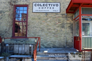 Colectivo, Fifth Ward, coffice, coffee shop, coffeehouse, Milwaukee, local, small business, freelance, writing, blogging, social media, Wi-Fi, free wifi