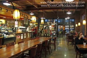 Colectivo Coffee, cafe, free Wi-Fi, coffee, tea, cocoa, food, freelancing, working on the road, restaurant, locally owned, small business