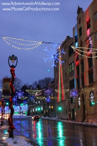 MillerCoors, Holiday Lites, Miller brewery, tours, Christmas lights, Milwaukee, holidays