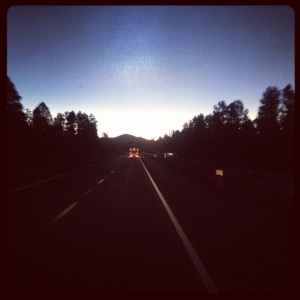 travel, photography, iPhoneography, Instagram, RVing, boondocking, sunrise, sun coming up, early start, New Mexico