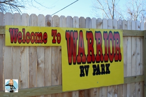cable, campgrounds, full hook-ups, Oklahoma, photography, propane, pull-throughs, travel, Tulsa, Warrior RV Park, Wi-Fi