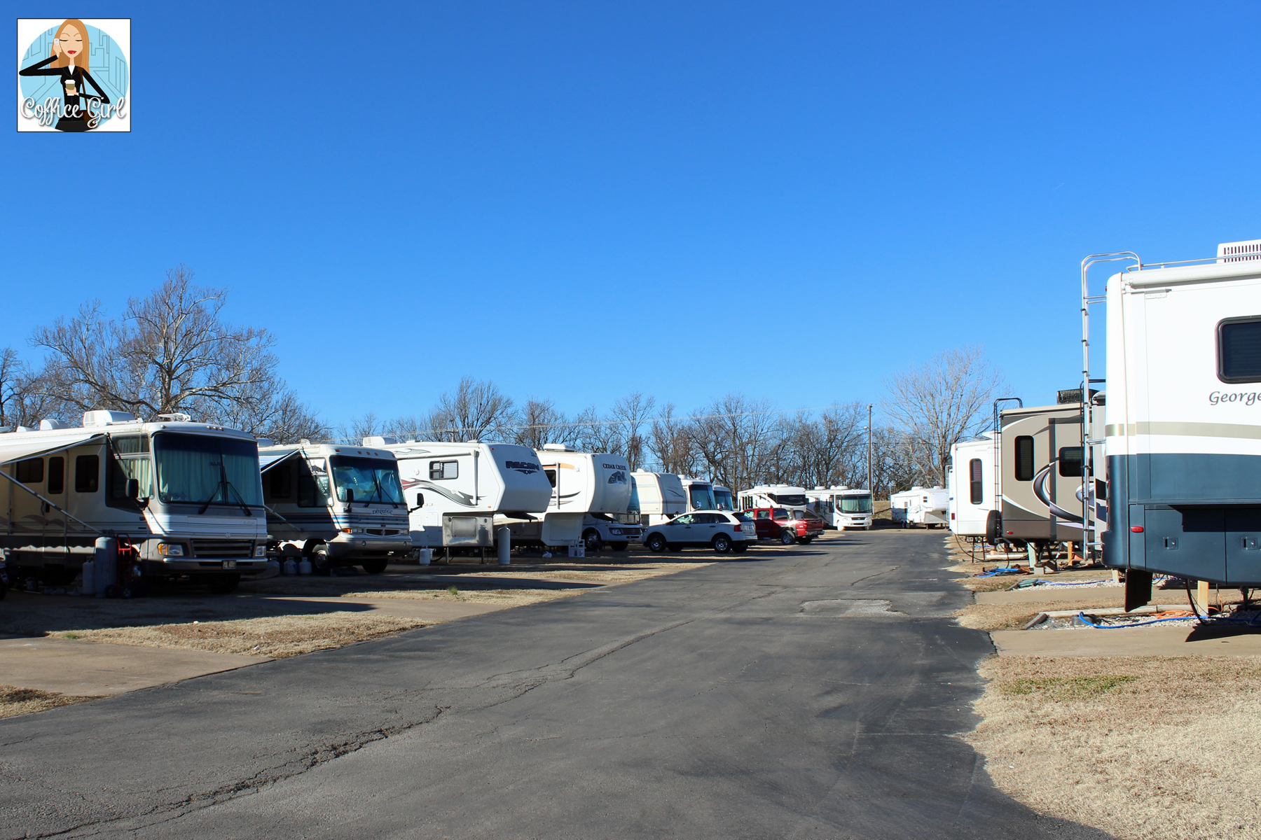 Cable Campgrounds Full Hook Ups Oklahoma Photography Propane Pull