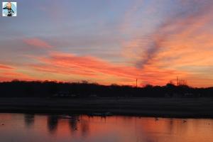 Grapevine, photography, sunrise, Texas, The Vineyards Campground, travel, water views, marina